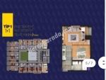 Satılık Daire 1+1 E5 e Perlavista AVMye ve Tuyap istanbula Yakın 152,000 USD